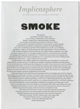 Implicasphere_Smoke_Cathy_Haynes_Sally_OReilly_2008